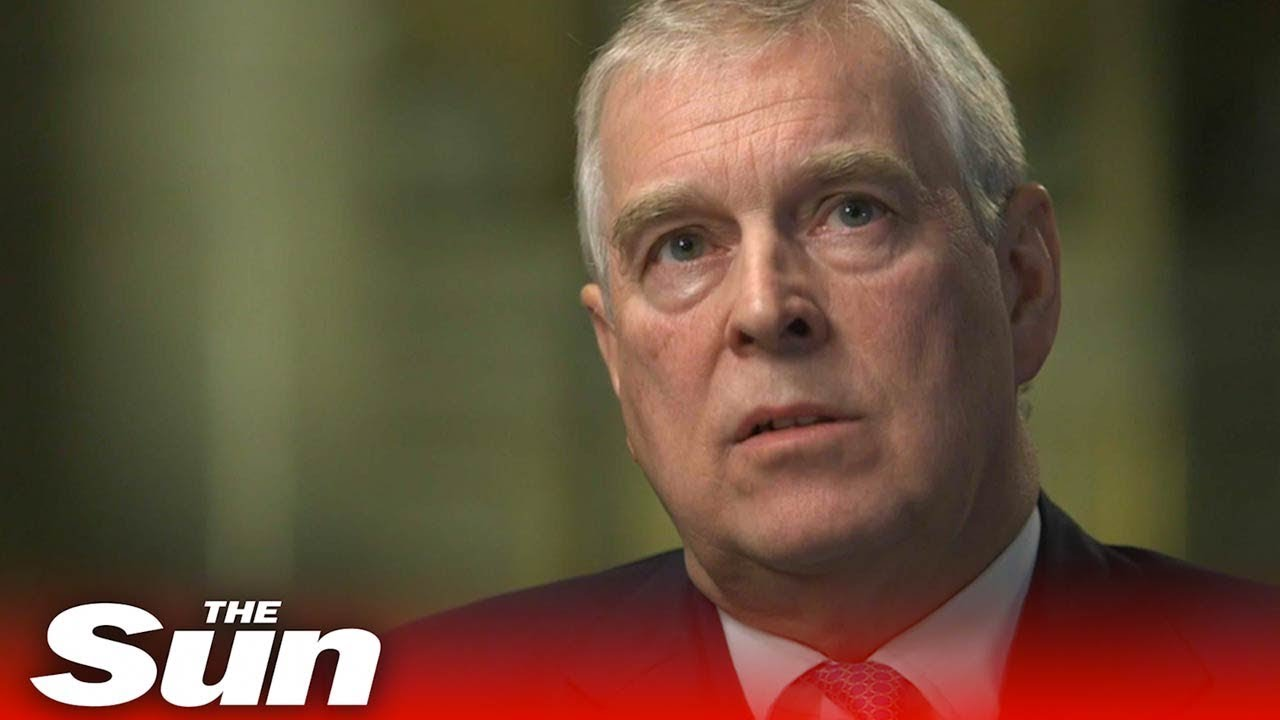 Prince Andrew says he 'kicks himself daily' for staying friends with paedo Jeffrey Epstein