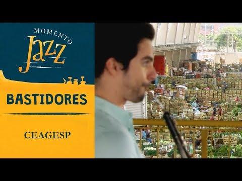 Abastecendo A CEAGESP Com A Arte Da Jazz Sinfônica | Bastidores Momento Jazz