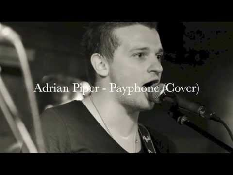 Adrian Piper - Payphone (Cover)