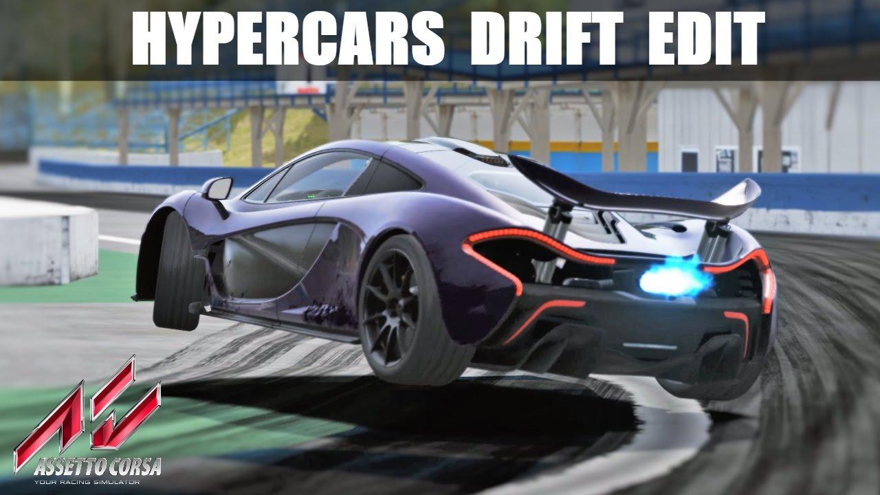 Mclaren La Ferrari Turbo Lamborghini Drift Movie Youtube