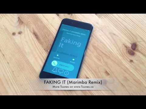 FAKING IT Ringtone (Calvin Harris Tribute Marimba Remix Ringtone) • Download for iPhone & Android
