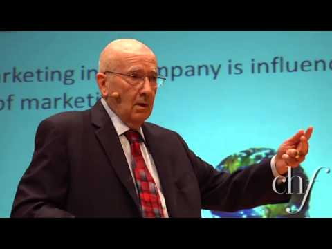 Types of CEOs (Philip Kotler: Marketing)