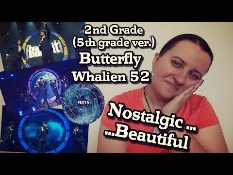 BTS Prom Party Reaction #2018BTS FESTA (2nd Grade, Butterfly, Whalien 52)