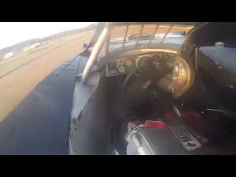 Dog Hollow Speedway CARS Heat Race 7-22-2016