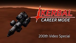 Career Mode #10 INTER-PLANETARY (Kerbal Space Program)