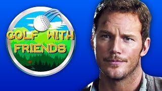 JURASSIC GOLF PARK! | Golf With Your Friends (ft. Gorilla & Dracula)