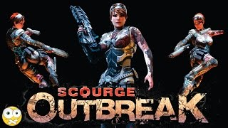 Scourge Outbreak PC Gameplay - Sem Comentários (No Commentary)