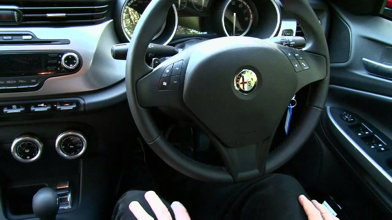 Alfa Romeo Giulietta >> 2013 | Alfa Romeo | Giulietta Progression | NRMA driver's seat - YouTube
