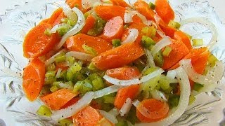 Betty's Favorite Carrot Salad