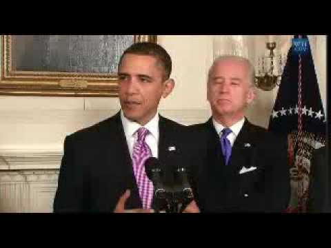 "Obama Takes On Banks ""Too Big To Fail"""
