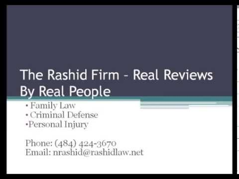 The Rashid Firm Review Delaware County PA