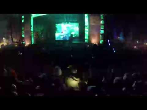 Skrillex at Snowglobe 2014 Part 1 Mp3