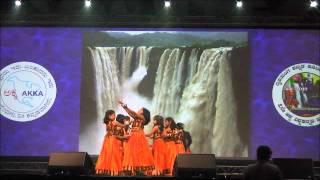 AKKA 2012: Karnataka Vaibhava - Jogada siri beLakinalli