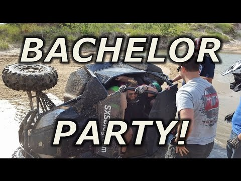 Silver Lake bachelor party dunes trip! RZR, YXZ, Wildcat, Maverick, Raptor, KTM 525!