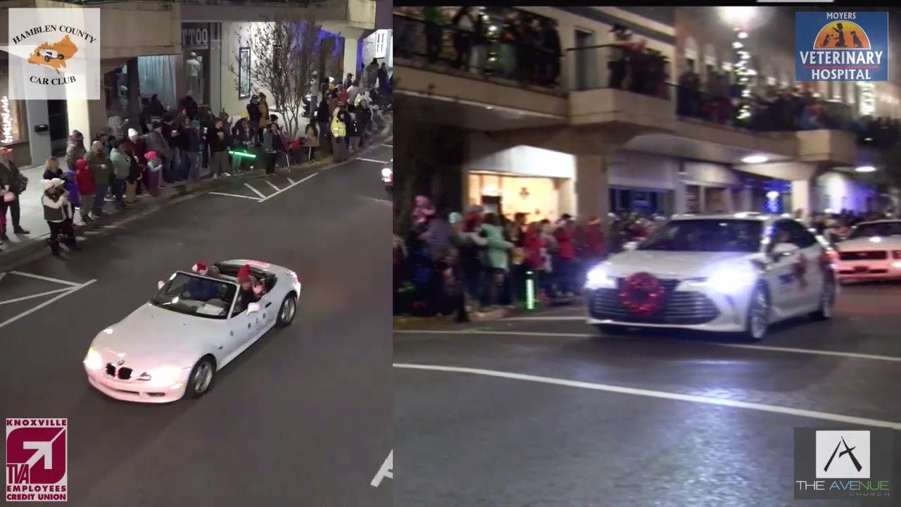Morristown, Tn Christmas Parade 2021 Morristown Main Street Christmas Parade 2018 Youtube