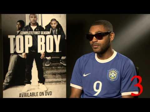 """Top Boy's Kane """"Kano"""" Robinson takes the FHM Bloke Test - FHM (UK)"""