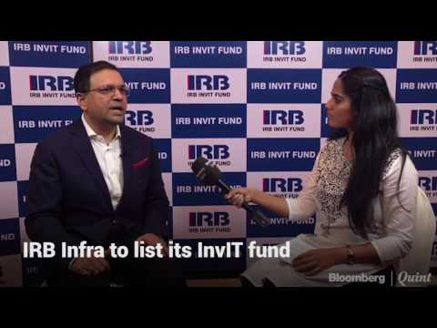 IRB Infra's InvIT IPO: First Off The Block