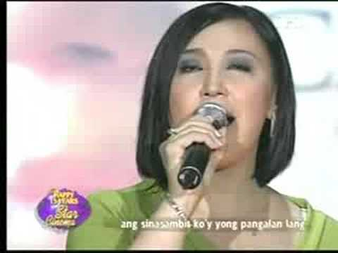 caregiver sharon cuneta In the movie, yael and patty's daughter yanni plans to go to london sharon cuneta (patty) and john estrada (yael) once played caregivers in london in the film caregiver (2008), also produced by star cinema.