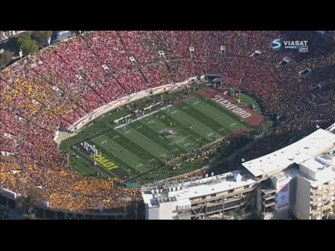 Stanford vs Iowa full game | Rose Bowl 2016