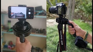How To Make Camera Steadicam […