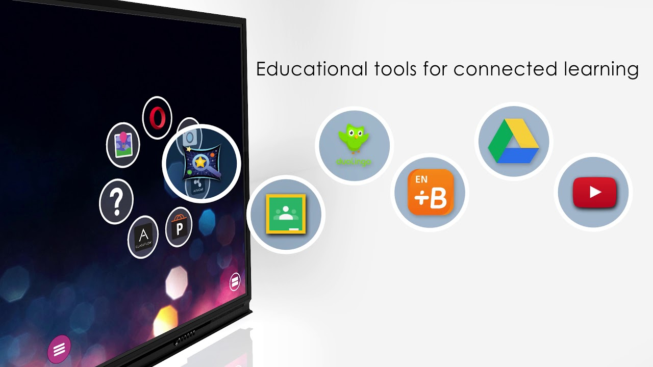 V6 introducing Promethean ActivPanel V6