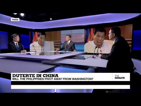 Duterte in China: Will the Philippines pivot away from Washington? (part 1)