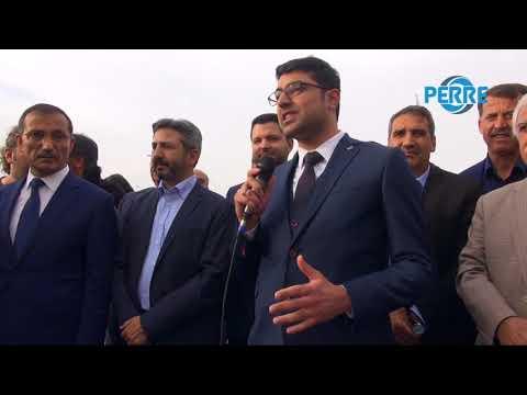 AK Parti Coşkulu karşılama