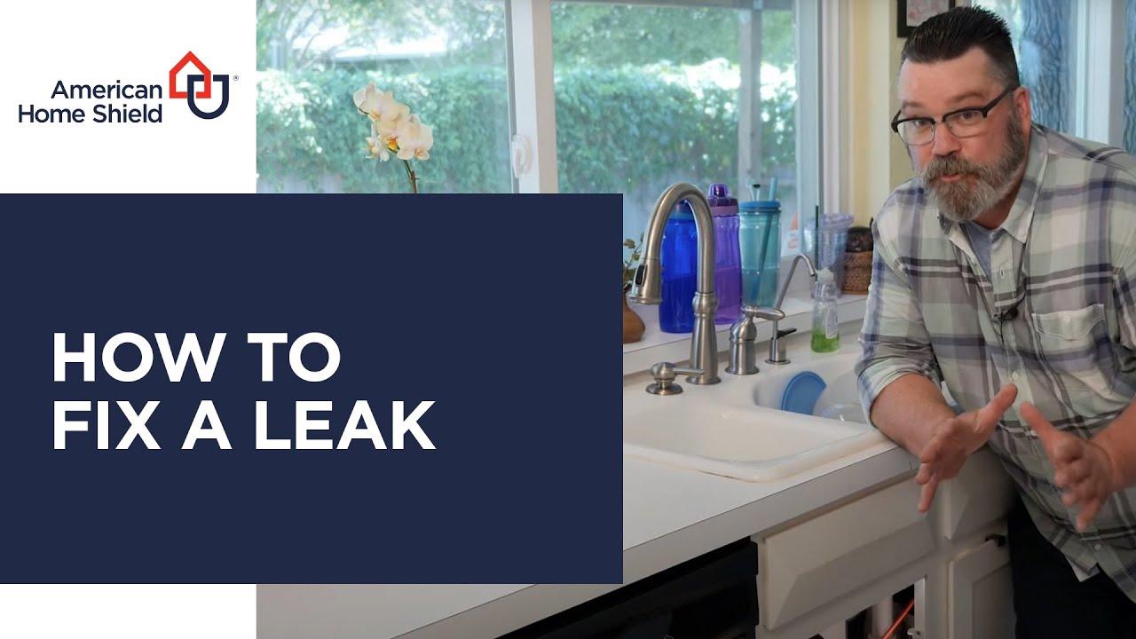 Garbage Disposal Repair How To Fix A Leak