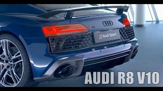 AUDI R8 - Обзор - Производственная линия - Тест драйв