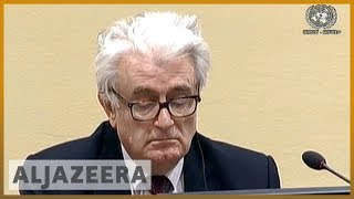 ⚖️ Radovan Karadzic sentenced to life in prison over Bosnia war crimes | Al Jazeera English
