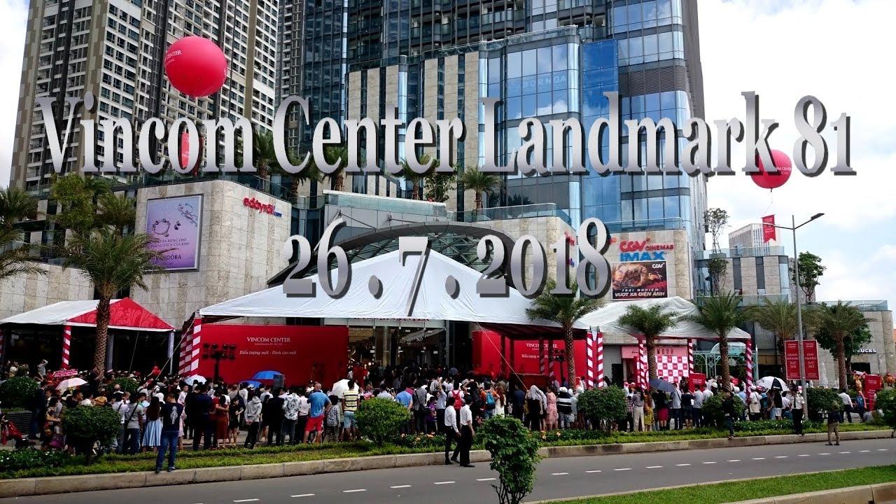 Lễ khai trương Vincom Center Landmark 81 26/7/2018 | Vincom Center Landmark 81 Grand Opening