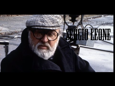 A History in Motion Pictures  Sergio Leone
