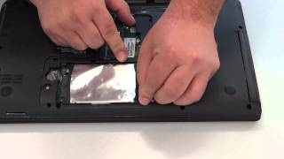 Toshiba Satellite C55t HDD Replacement