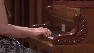 Aurelia Vişovan – F. Chopin, Ballade in F major, Op. 38 (First stage)