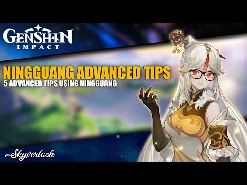 Ningguang Advanced Battle Tips | Genshin Impact Character Guide Part 2