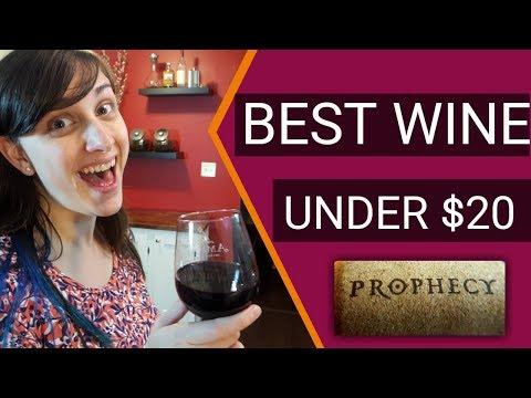 BEST Wine Under $20: Prophecy - The Emperor REVIEW!  (2016 CALIFORNIA Cabernet Sauvignon)
