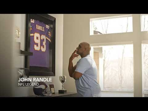Sleep Number NFL Partnership - The Comeback