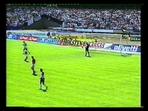 Fodbold Pokalfinalen 1992 ml AGF vs B1903