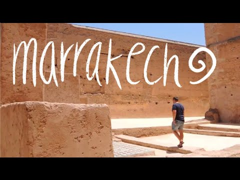 VLOG/FMA: Two VEGANS in MARRAKECH (Day 1-3)