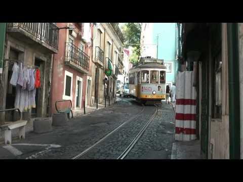 Public Transport in Lisbon