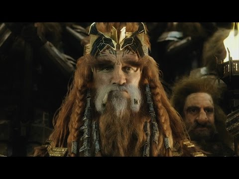 King Under the Mountain - The Hobbit: The Battle of the Five Armies (Extended Edition) | Full HD