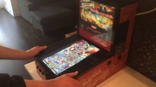SUPER FLIPP - Mini virtual pinball machine