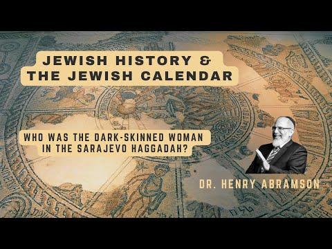 Who Was The Dark Skinned Woman In The Sarajevo Haggadah Youtube