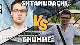 Турнир. ShtanUdachi VS Gnumme