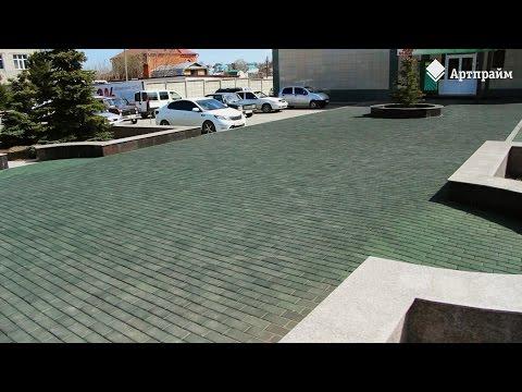 The idea for the business. Rubber flooring for playgroundsиз YouTube · Длительность: 7 мин56 с