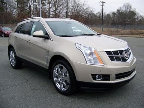 2011 Cadillac SRX Performance Collection Start Up, Engine, a