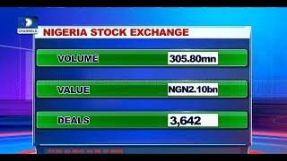 Nigerian Stock Market On 'Bullish' Run, As Industrial Sector Leads Chart |Business Morning|