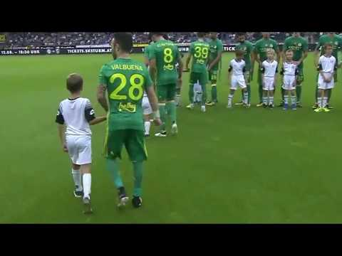 Mathieu Valbuena (Debut for Fenerbahçe) vs Sturm Graz (Away) HD 720p (26/07/2017) by Az Scout