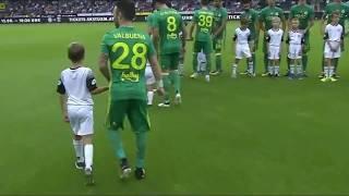 Mathieu Valbuena (Debut for Fenerbahçe) vs Sturm Graz (Away) HD 720p (26/07/2017) by Az Scout