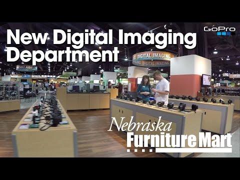 New Digital Imaging Department at Nebraska Furniture Mart at our Omaha Location